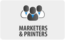 Marketers & Printers - PURL/QR sites, mobile sites, FluidCards & more.