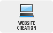Website Creation - Get a new website or get help with an existing website.